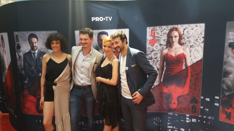 """Olimpia Melinte și Andrei Aradits, despre sfârșitul primul sezon VLAD: """"Mă omoară, nu mă omoară?"""""""