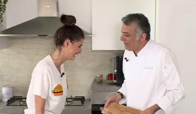 VIDEO Chef Hadad gătește cu ce găsește la Ioana Filimon