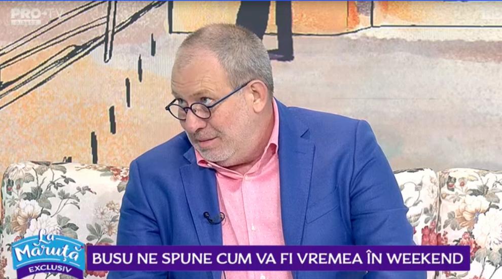 """VIDEO Florin Busuioc, despre vizita Papei. """"Ne-a liniștit vremea"""""""