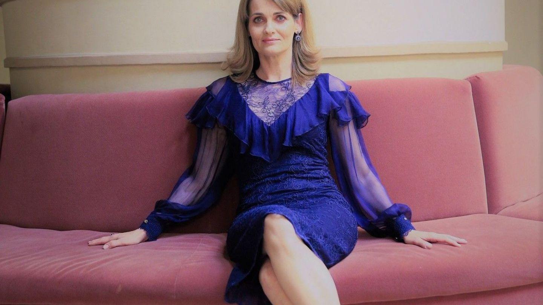 Elvira Deatcu este Delia, în serialul VLAD!