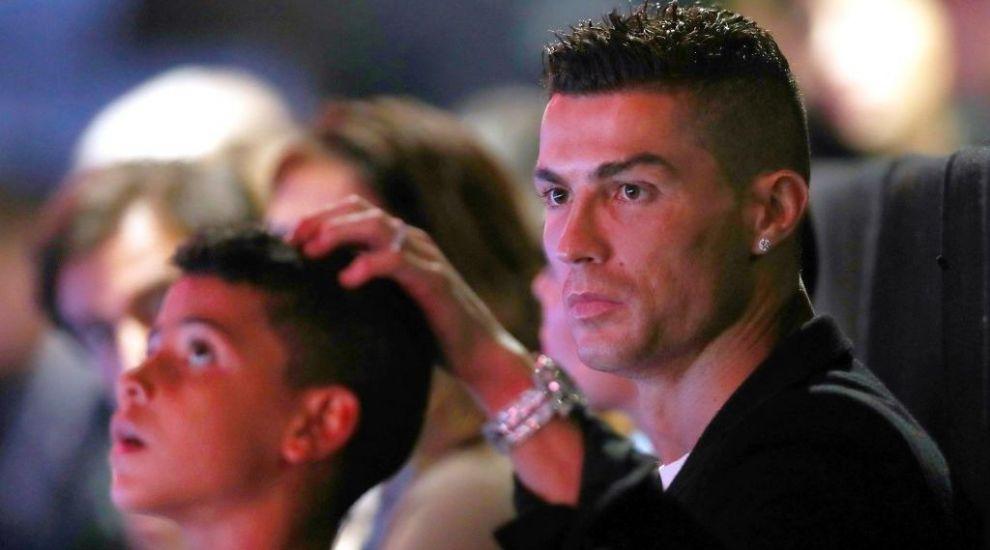Cristiano Ronaldo Jr. a împlinit nouă ani. Ce mesaj i-a transmis tatăl său