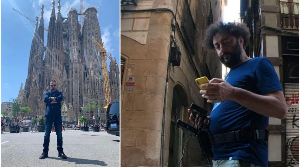 """BLOG DE REGIZOR Filmările serialului VLAD în Barcelona: """"Locul perfect pentru noul nostru personaj"""""""