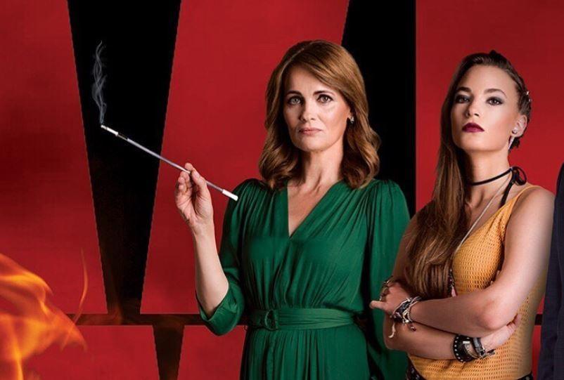 Elvira Deatcu și Anda Sârbei sunt mamă și fiică în VLAD. Cum vor tulbura apele în sezonul 2