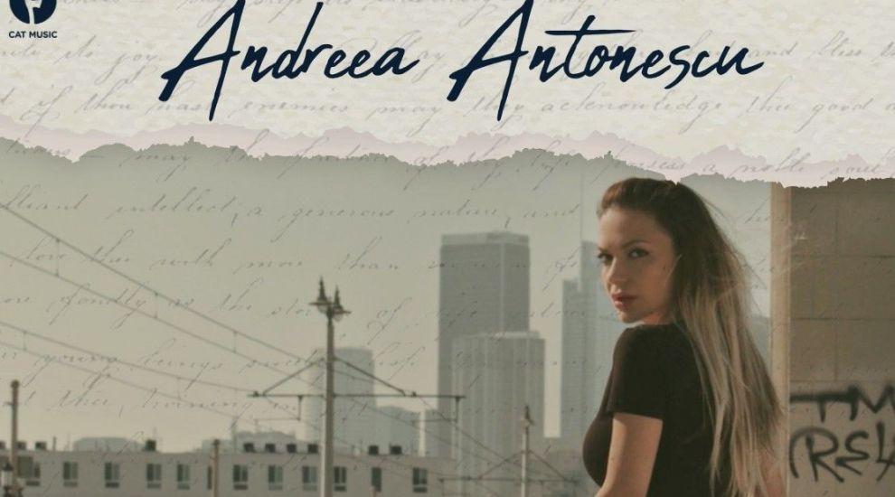 """Andreea Antonescu lansează """"Iubirea pe acte"""", un nou single cu videoclip filmat in L.A."""