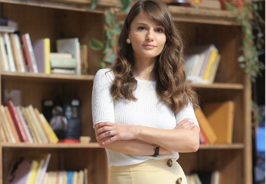 Aida Economu, actrița din serialul Profu', despre perioada liceului. Ce materii îi displăceau