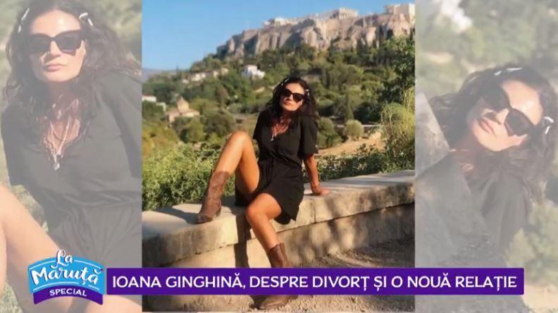 VIDEO Ioana Ginghină, despre divorț și o nouă relație