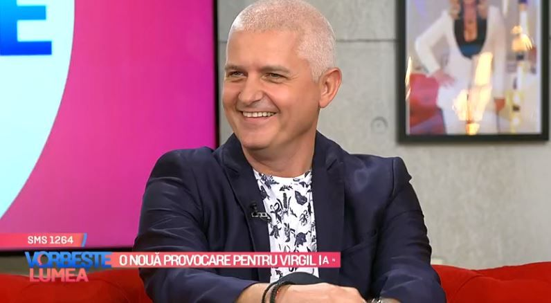 """VIDEO Virgil Ianțu, o nouă provocare în serialul """"Profu"""""""