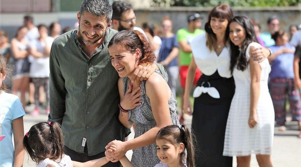 Cristina Neghină își poate crește fetele în siguranță în noua lor casă, transformată complet de Visuri la cheie
