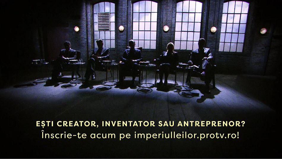 Imperiul Leilor, emisiunea în care poți câștiga finanțare pentru ideea ta de business