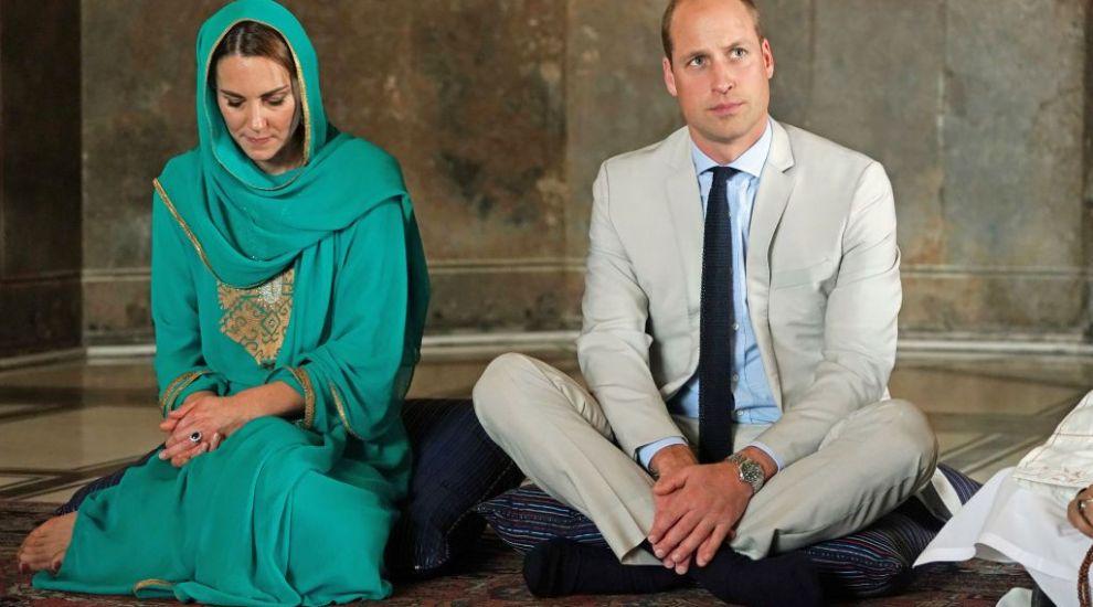 Kate Middleton și Prințul William, experiență înspăimântătoare în Pakistan