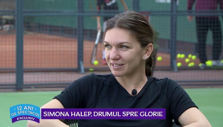 """EXCLUSIV Interviu cu Simona Halep la 12 ani de La Măruță: """"Nu visam să ajung numărul 1 mondial"""""""