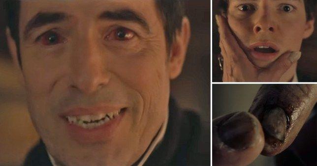 Noul Dracula este înspăimântător. Celebrul personaj apare într-un nou serial BBC