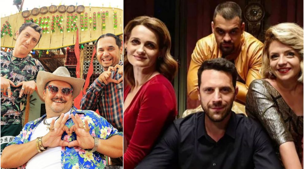 """Îți plac serialele """"Las Fierbinți"""", """"PROFU"""" și """"VLAD""""? Votează-le la Premiile TV Mania"""