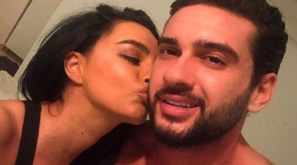 Dorian Popa se iubește cu o femeie mai mare decât el! Partenera cântărețului este foarte sexy
