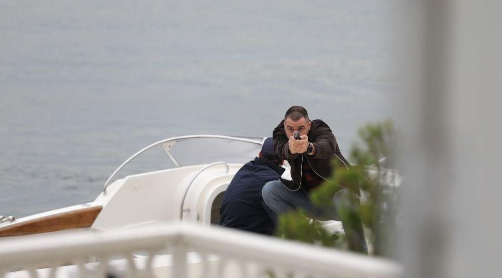 Actorii din VLAD au avut parte de aventuri la filmările din Istanbul