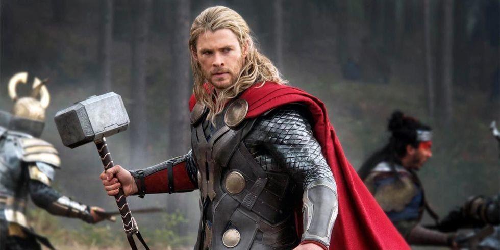 Ce a furat Chris Hemsworth de 5 ori de pe platourile de filmare ale Thor și Avengers