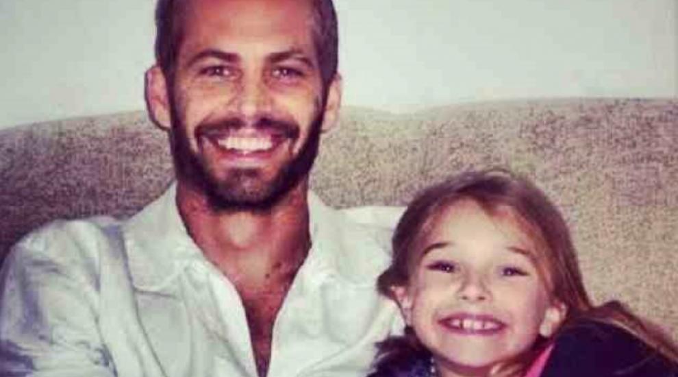 Meadow Walker, fiica lui Paul Walker, fotografie rară pe Instagram de când tatăl ei era în viață