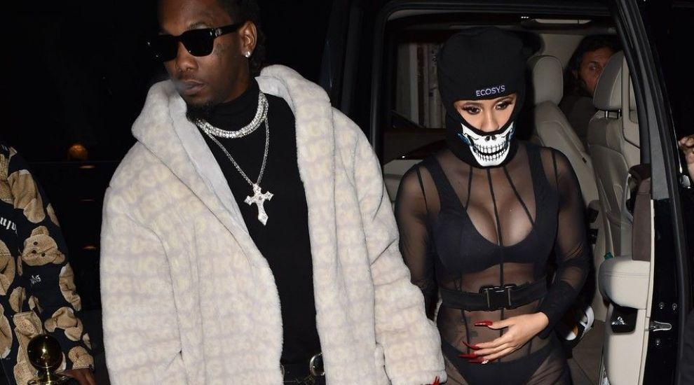 Cardi B, apariție controversată la Săptămână Modei de la Paris