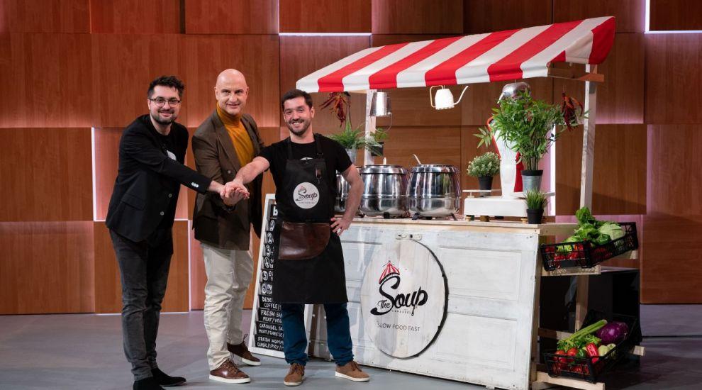 IMPERIUL LEILOR, ediția 2: The Soup Carousel - afacere cu 40 de rețete de supă