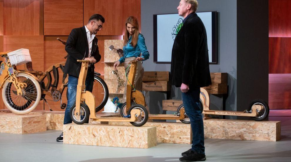 IMPERIUL LEILOR, ediția 2: Woodartbike - afacere cu biciclete din lemn