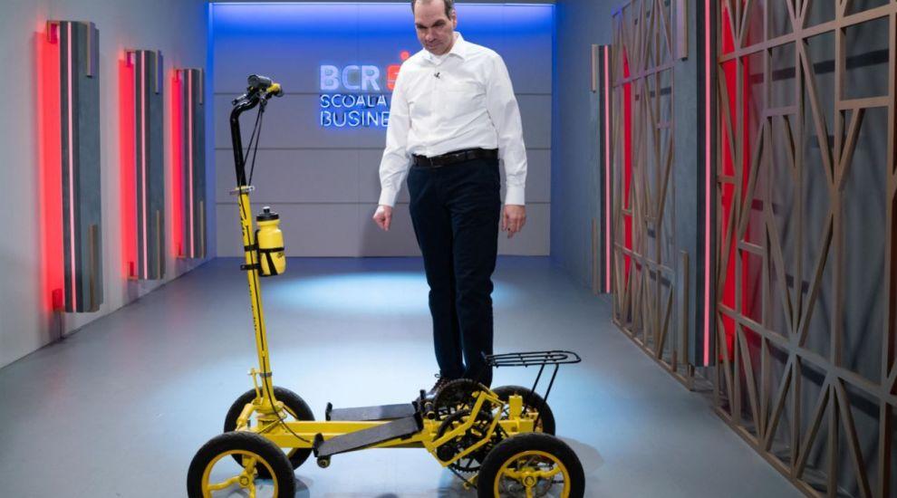 IMPERIUL LEILOR, ediția 3: Carpii4ciclet, bicicleta cu patru roți
