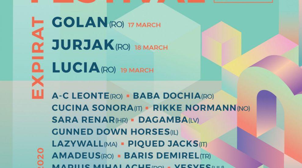 GOLAN, Lucia și Jurjak - headlinerii MMB Showcase Festival
