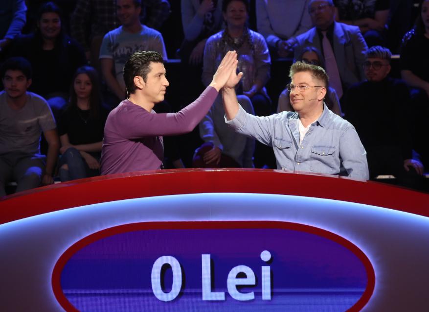 Au știut cele mai trăsnite răspunsuri și au câștigat! Pavel Bartoș și Costi Diță au fost învingători Pe Bune?!