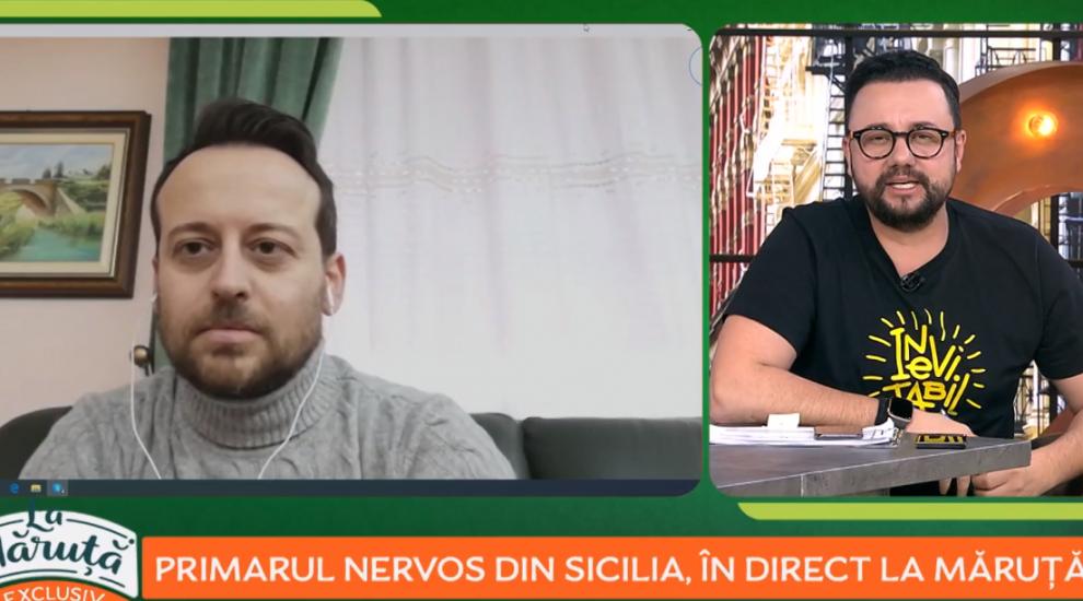 VIDEO Primarul nervos din Italia le transmite un mesaj dur și românilor