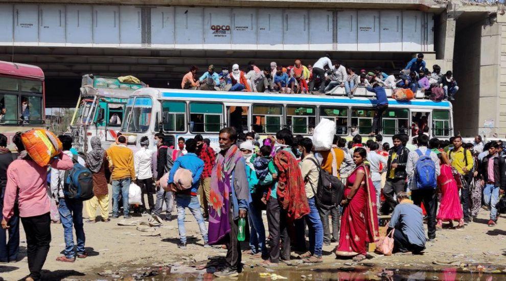 India și drama coronavirusului: neajunsurile din spitale și sute de mii de de oameni rămași fară loc de muncă