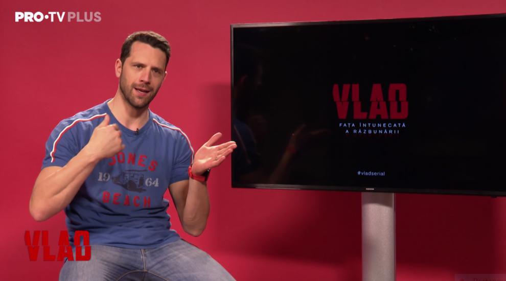 Episodul 3 – Ce superputere și-ar dori să aibă actorii din Vlad?