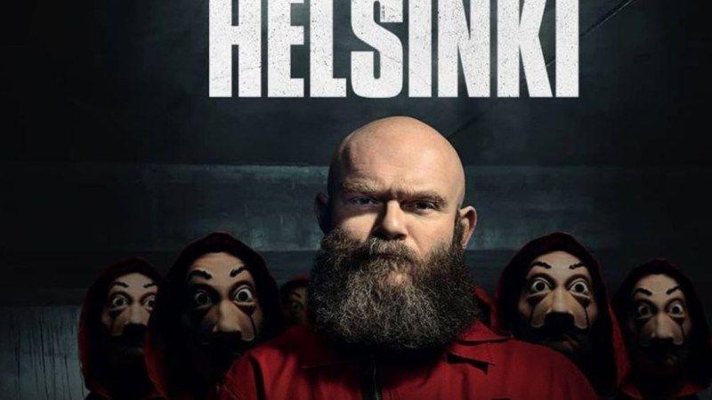 """Helsinki din """"Casa de Papel"""" vorbește perfect limba română! Actorul a trăit timp de 9 ani în România"""