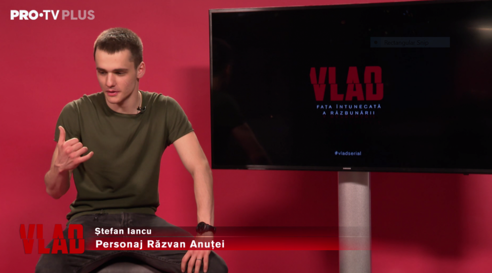 Episodul 8: Actorii din Vlad fredonează ultima melodie ascultată