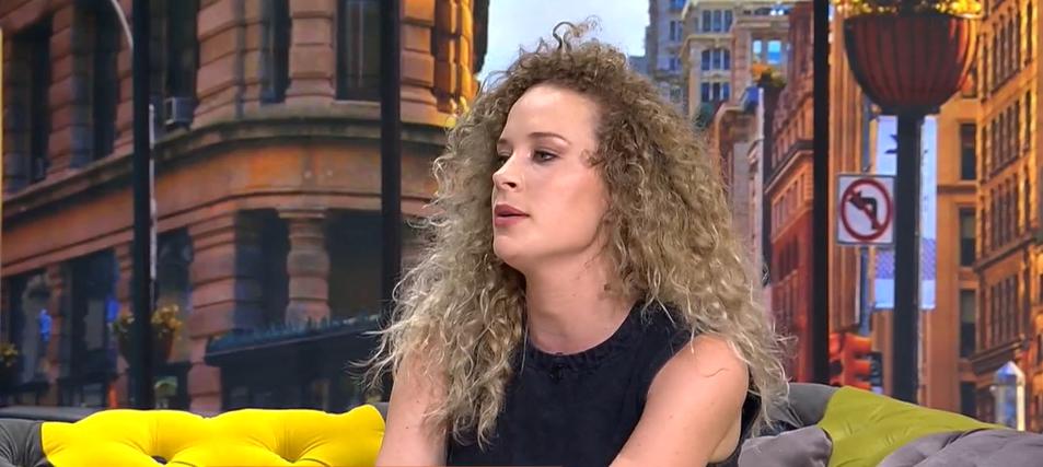 """Diana Roman, protagonista serialului """"Videochat"""", în direct, la tv. De ce trebuie neapărat să urmăriți noul serial"""