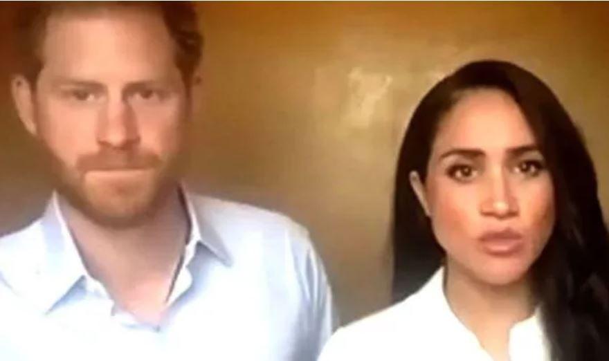 """Prințul Harry s-a comportat """"ca un ostatic"""" în videocall-ul cu Meghan Markle"""