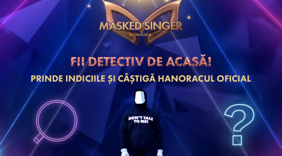 UPDATE CÂȘTIGĂTORI Concurs - Ghicește vedetele care se ascund în spatele măștilor și poți câștiga hanoracul oficial