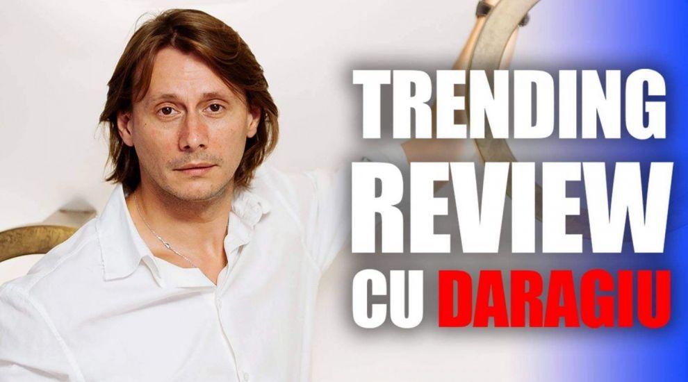 Marius Manole, detalii din culisele serialului Vlad - Trending Review cu Daragiu - Episodul 39