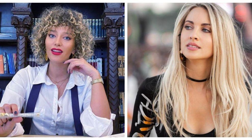 Otniela Sandu și Alexia Țalavutis, protagonistele unui serial online pentru tineri