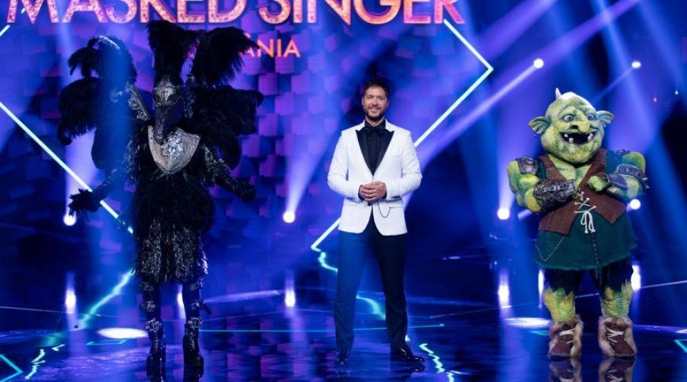 Corbul și Căpcăunul s-au luptat pentru marele trofeu Masked Singer România. Cine a câștigat marea finală