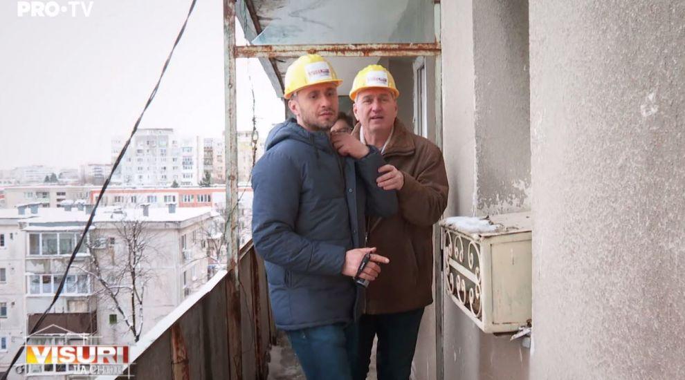"""VIDEO O casă mică cu probleme mari. """"O să-i dea de furcă lui Florin"""""""