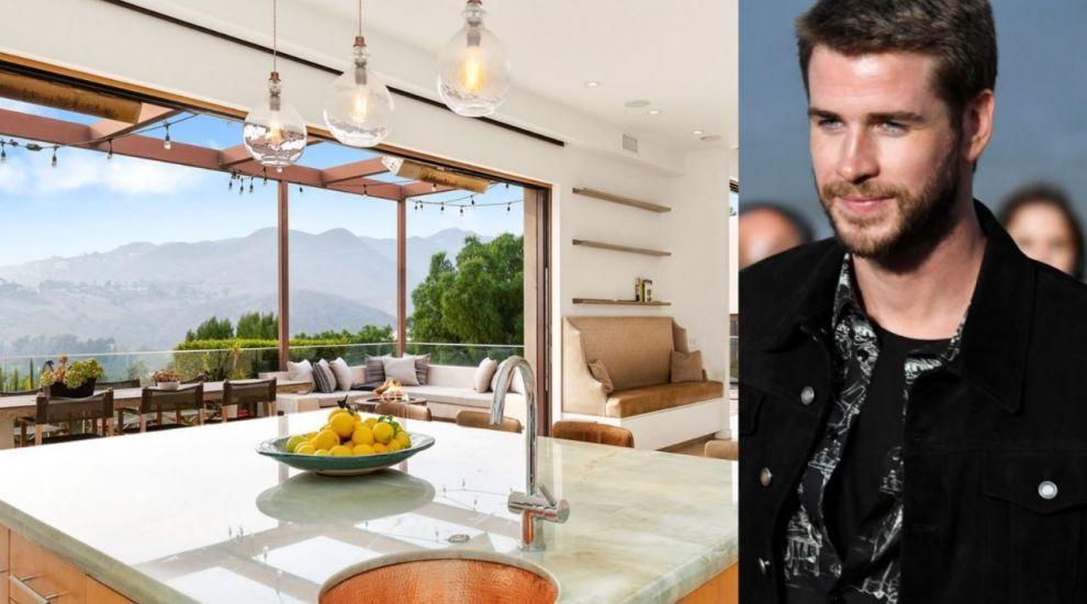 Liam Hemsworth a vândut casa care i-a ars în 2018 cu 3,6 milioane de dolari