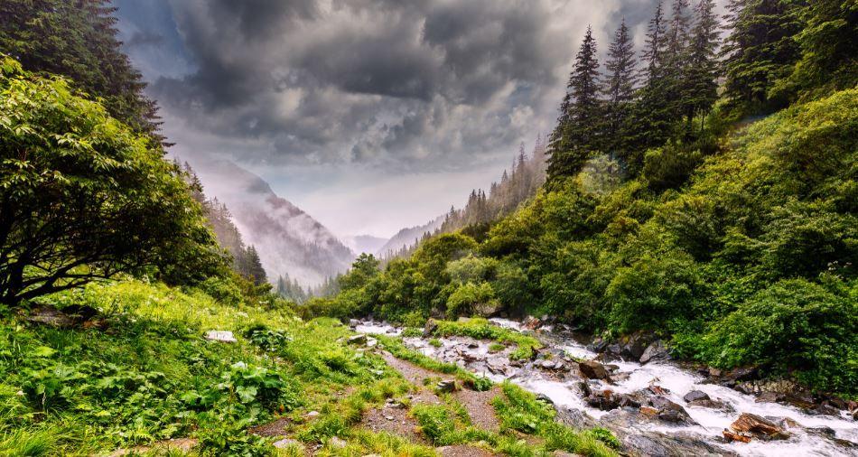 O regiune superbă din România, inclusă în topul realizat de National Geographic cu 25 de locuri de vizitat în 2021