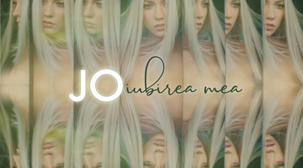 """JO lansează """"Iubirea mea"""", unul dintre cele mai emoționante single-uri din carieră"""