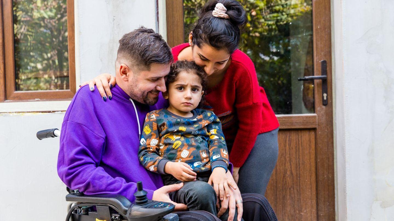 """Un incendiu devastator a lăsat o familie fără speranță: """"Te trezești că ai rămas pe stradă, fără nimic"""""""
