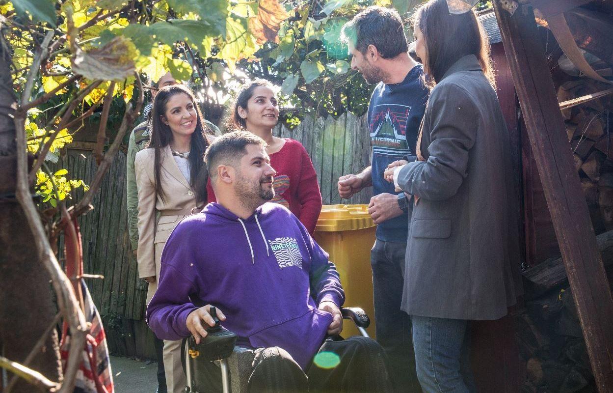 Românii au trăit emoția unei noi renovări incredibile la Visuri la cheie