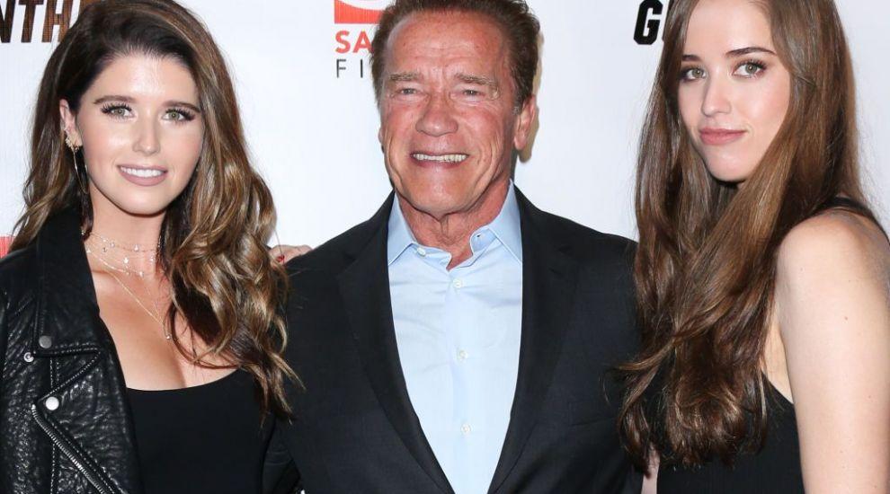 Arnold Schwarzenegger își sărbătorește fiica. Mesajul emoționant pe care i l-a adresat lui Katherine