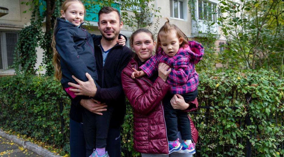 Visuri la cheie aduce speranța în sânul unei familii copleșite de greutăți
