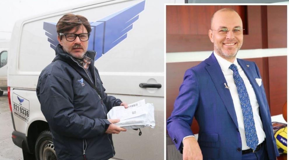 """Adrian Mihai, fondator FAN Courier, despre experiența """"Șef sub acoperire"""" la un an de la difuzarea emisiunii"""
