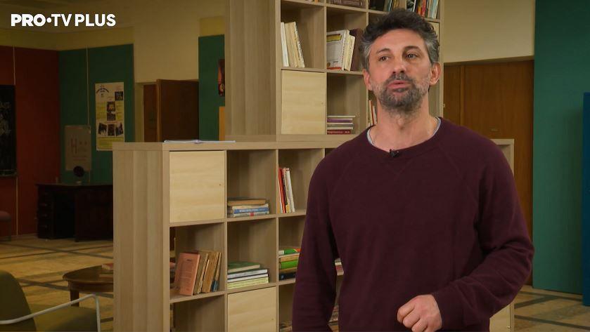 """Andi Vasluianu: """"Dacă ți-a plăcut primul sezon din Profu', sunt convins că îți va plăcea și al doilea. Sunt sigur, sigur!"""""""