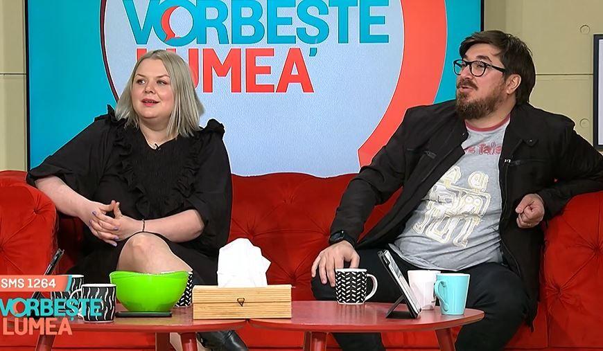 Doru Cătănescu și Alina Mîndru, provocare inedită! Cum s-au descurcat actorii din Profu' la mimă