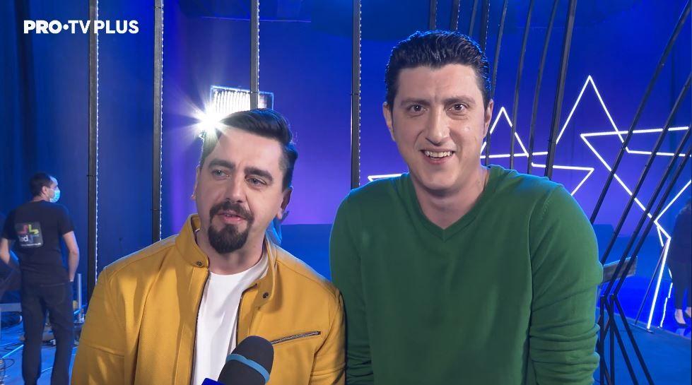"""Costi Diță și Cosmin Natanticu fac dezvăluiri despre noul sezon Pe Bune?!: """"Lucrurile sunt la fel de demente"""""""